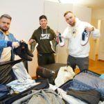 DSDS 2020 - Manolito, Ramon und Joshua teilen sich ein Zimmer