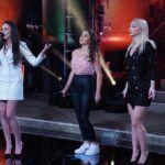 DSDS 2020 Recall Entscheidung - Chiara D´Amico, Nicole Frolov und Lorna Hysa