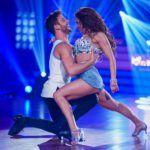 Let's Dance 2020 Show 1 - Luca Hänni und Christina Luft tanzen Salsa