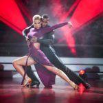 Let's Dance 2020 Show 1 - Tijan Njie und Kathrin Menzinger tanzen Tango