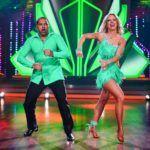Let's Dance 2020 Show 1 - Ailton und Isabel Edvardsson tanzen Salsa