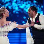 Let's Dance 2020 Show 2 - Ailton und Isabel Edvardsson