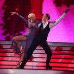 Let's Dance 2020 Show 3 - Ulrike von der Groeben und Valentin Lusin tanzen Tango