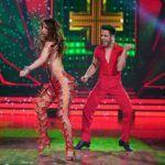Let's Dance 2020 Show 3 - Luca Hänni und Christina Luft tanzen Samba