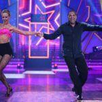 Let's Dance 2020 Show 3 - Ailton und Isabel Edvardsson tanzen Cha Cha Cha