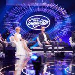 DSDS 2020 Show 2 - Pietro Lombardi, Oana Nechiti, Florian Silbereisen und Dieter Bohlen