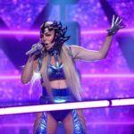 DSDS 2020 Show 2 - Lydia Kelovitz bei ihrem Auftritt