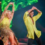 Let's Dance 2020 Show 5 - Tijan Njie und Kathrin Menzinger tanzen Samba