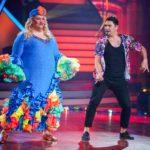 Let's Dance 2020 Show 5 - Ilka Bessin und Erich Klann tanzen Salsa