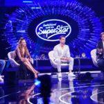 DSDS 2020 Halbfinale - Pietro Lombardi, Oana Nechiti, Florian Silbereisen und Dieter Bohlen