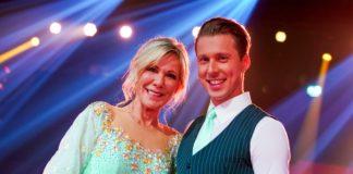Ulrike von der Groeben und Valentin Lusin scheiden aus.