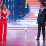 Let's Dance 2020 Show 6 - Die Moderatoren Victoria Swarovski und Daniel Hartwich