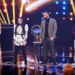 DSDS 2020 Finale - Paulina Wagner, Chiara D' Amico, Joshua Tappe und Ramon Roselly