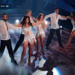 Let's Dance 2020 Show 7 - Joachim Llambi mit Lili Paul-Roncalli, Laura Müller und Martin Klempnow