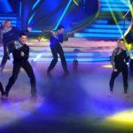 Let's Dance 2020 Show 7 - Jorge González mit Ilka Bessin, Loiza Lamers und Tijan Njie
