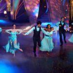 Let's Dance 2020 Show 7 - Motsi Mabuse mit Luca Hänni und Moritz Hans