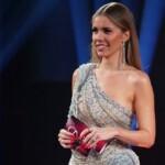 Let's Dance 2020 Show 7 - Moderatorin Victoria Swarovski