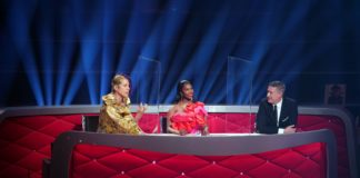 Let's Dance 2020 Show 7 - Jorge González, Motsi Mabuse und Joachim Llambi