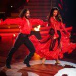 Let's Dance 2020 Show 8 - Lili Paul-Roncalli und Massimo Sinató tanzen Paso Doble
