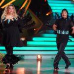 Let´s Dance 2020 Show 10 - Ilka Bessin und Erich Klann tanzen Samba