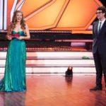 Let´s Dance 2020 Show 10 - Die Moderatoren Victoria Swarovski und Daniel Hartwich