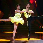 Let's Dance 2020 Halbfinale - Luca Hänni und Christina Luft tanzen Cha Cha Cha