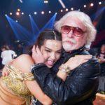 Let's Dance 2020 Finale - Lili Paul-Roncalli und ihr Vater Bernhard Paul