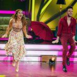 Let's Dance 2020 Finale - Luca Hänni und Christina Luft tanzen Quickstep