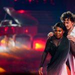 Let's Dance 2020 Finale - Jurymitglied Motsi Mabuse tanzte als Showeinlage mit ihrem Ehemann Evgenij Voznyuk