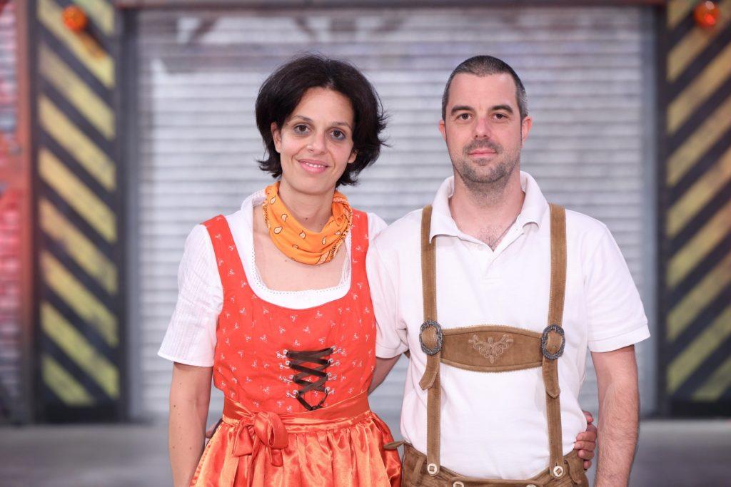 LEGO Masters 2020 - Kandidaten Lidiana und Hubert