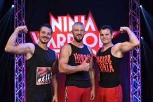 Ninja Warrior Germany 2020 - Roy, Siegfried und Rene Sperlich