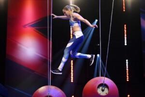 Ninja Warrior Germany 2020 - Rita Benker