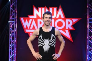 Ninja Warrior Germany 2020 - Athlet Richard Pech aus Ortschwaben