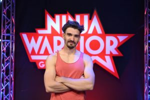Ninja Warrior Germany 2020 - Athlet Eric Zekina aus Berlin