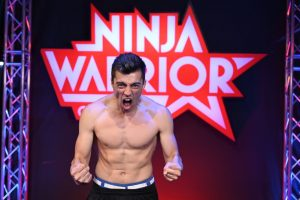Ninja Warrior Germany 2020 - Athlet Kasimir Meyer aus Düsseldorf