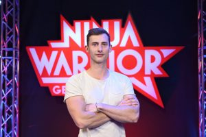 Ninja Warrior Germany 2020 - Athlet Niklas Wiesenzarter aus Altenmarkt