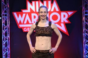 Ninja Warrior Germany 2020 - Athletin Maria Henneken aus Köln