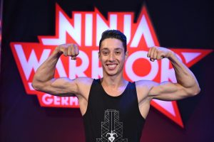 Ninja Warrior Germany 2020 - Athlet René Casselly aus Budapest
