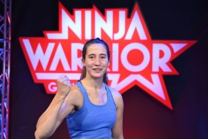 Ninja Warrior Germany 2020 - Athletin Tabitha Eckfeld aus Unterschleißheim