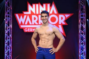 Ninja Warrior Germany 2020 - Athlet Karim El Azzazy aus Fellbach