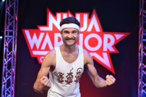 Ninja Warrior Germany 2020 - Athlet Christopher von Stelzer aus Österreich