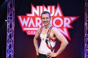 Ninja Warrior Germany 2020 - Athlet Daniel Schmidt aus Hamburg