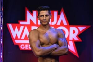 Ninja Warrior Germany 2020 - Athlet Jescher Heidl aus Wiesbaden
