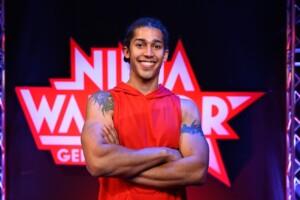 Ninja Warrior Germany 2020 - Athlet Jeremy Smith aus Immenhausen