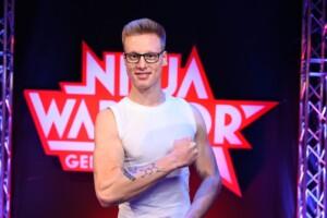 Ninja Warrior Germany 2020 - Athlet Fabian Ströbele aus Hirrlingen