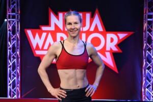 Ninja Warrior Germany 2020 - Athletin Jekaterina Konanchuk aus Berlin