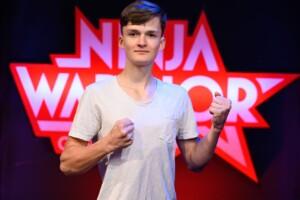 Ninja Warrior Germany 2020 - Athlet Leon Wismann aus Münster
