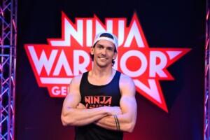Ninja Warrior Germany 2020 - Athlet Benedikt Sigmund aus Aachen