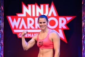 Ninja Warrior Germany 2020 - Athletin Arleen Schüßler aus Aachen