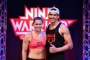 Ninja Warrior Germany 2020 - Arleen Schüßler und Benedikt Sigmund aus Aachen